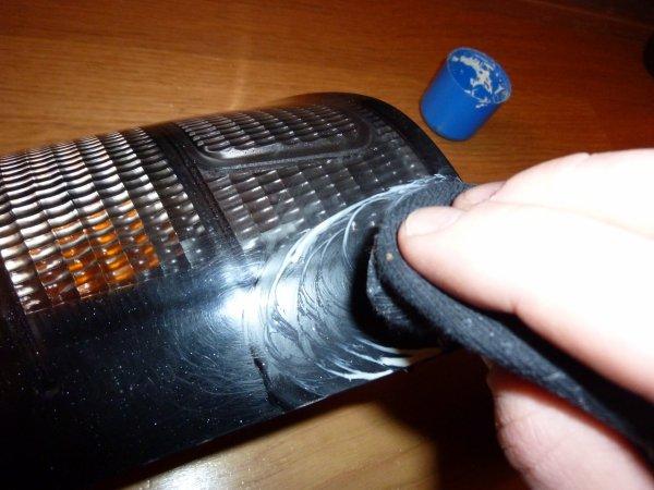 R paration des feux irmscher partie 1 lordaustin55 restauration kadett gsi - Enlever de la super glue ...